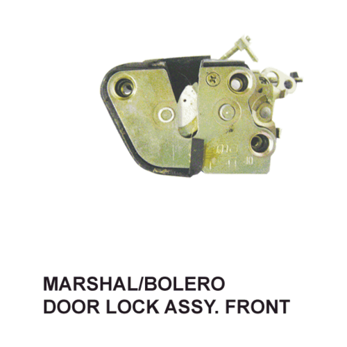MARSHAL / BOLERO DOOR LOCK ASSY. FRONT