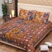 double bed quilt set