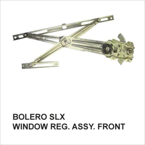BOLERO WINDOW REG. ASSY. SLX FRONT