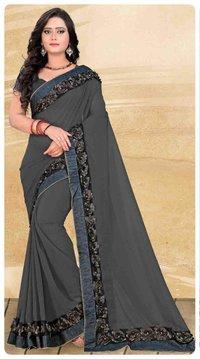 PRINTED saree