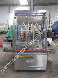 Automatic Gel Filling Machine