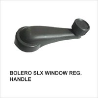 SCORPIO WINDOW REG HANDLE BLACK