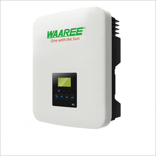 W1-4.2 - W1-5 Single Phase Inverter