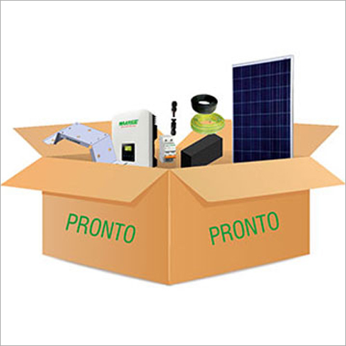 Pronto DIY Solar Kit