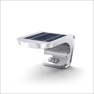 Solar Garden Light With Motion Sensor