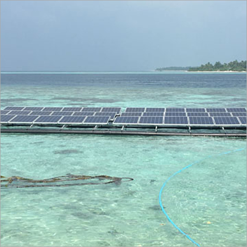 Floating Solar Solution