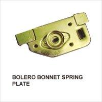 BOLERO BONNET SPRING PLATE