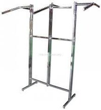 Six Way Garment Hanging Stand