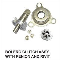 BOLERO CLUTCH ASSY. KIT. (ASSY WITH PENION & RIVIT