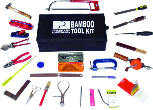 Bamboo Hand Tools Kit