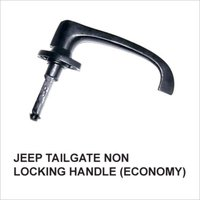 JEEP TAIL GATE NON LOCKING HANDLE ECONOMY.