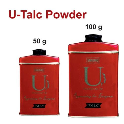 U Talcum Powder