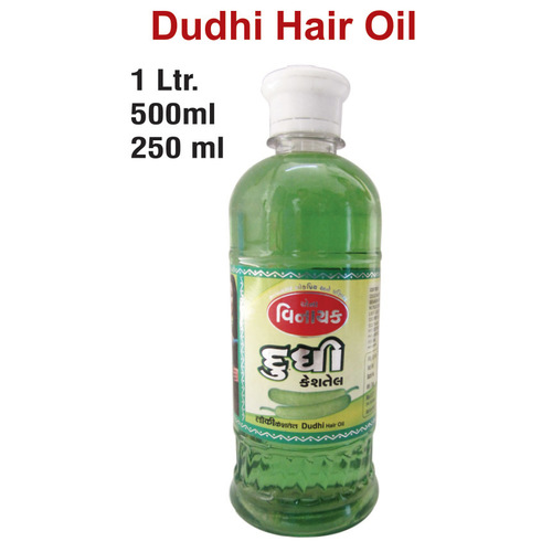 Dudhi Hair Oil