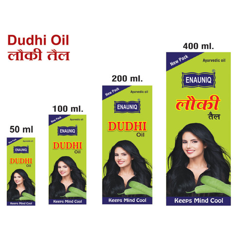 Pure Dudhi Hair Oil