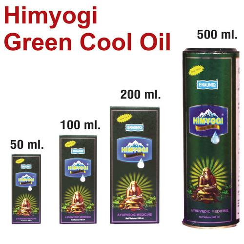 Green Himyogi Cool Oil