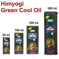 Green Himyogi Cool Oil