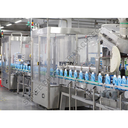 Automatic liquid Detergent Filling Machine Manufacturer