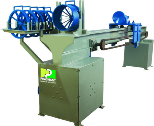 Bamboo Auto Splitter Machine