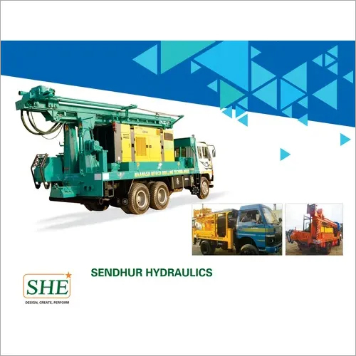 Bengaluru Automatic Water Well Drilling Rigs