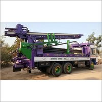Perundurai Automatic Water Well Drilling Rigs