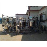 Liquid Detergent Manufacturing plant
