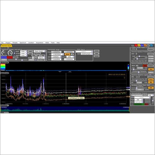 Kestrel Spectrum Analyzer