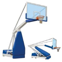 Basketball Post Movable - Regular