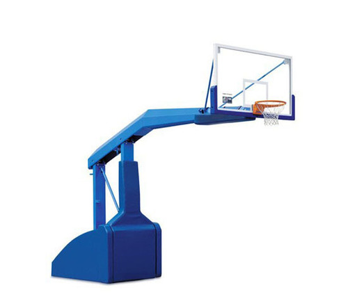 Basketball Post Movable Club (Mannual Jack System)