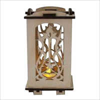 Acrylic Decorative Lamp Holder