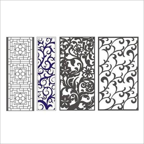 Decorative Acrylic Jali Frame