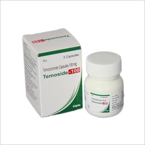 Temoside 100 mg Temozolomide Capsules