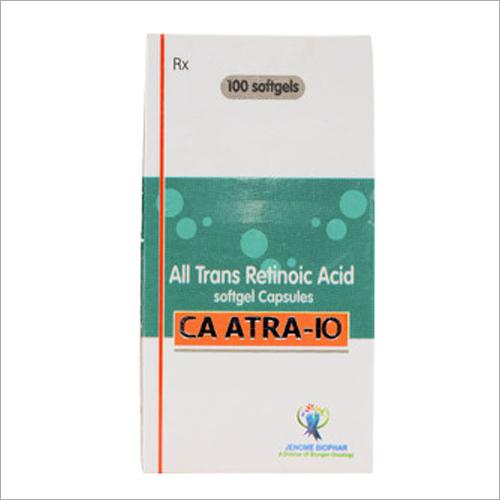 10mg All Trans Retinoic Acid Softgel Capsules