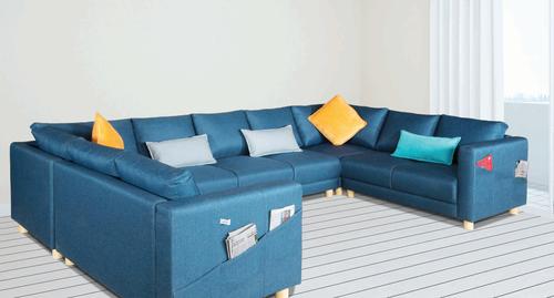 7 Seat Luxury Corner sofa Set