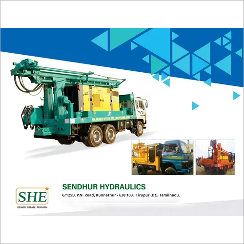 Annur Automatic Water Well Drilling Rigs