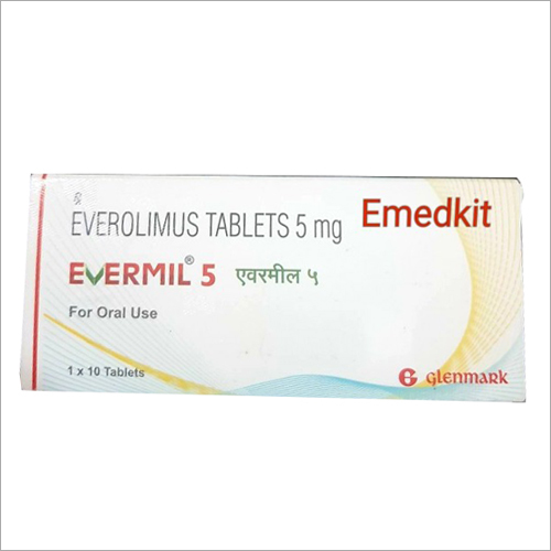 5 mg Everolimus Tablets