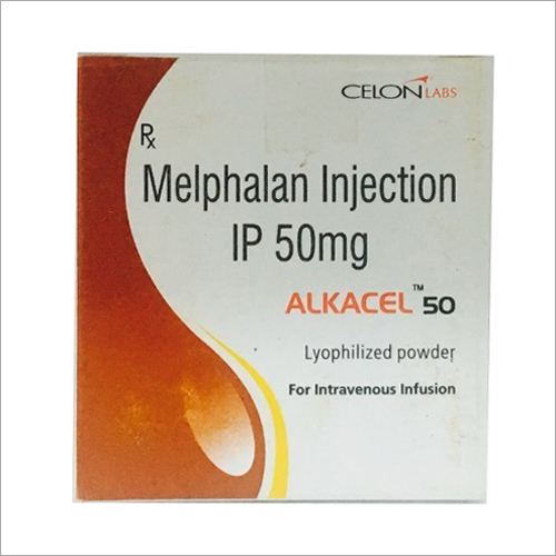 50 mg Melphalan Injection IP