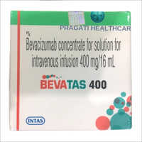 400 mg Bevacizumab Concentrate For Solution For Intravenous Infusion