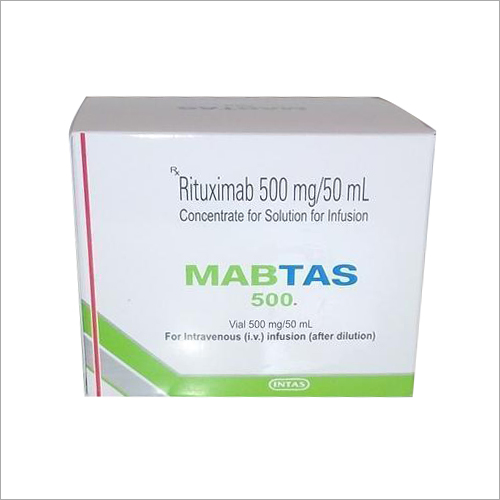 500 mg Rituximab Concentrate For Solution For Infusion