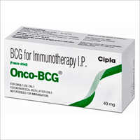 40 mg BCG For  Immunotherapy IP