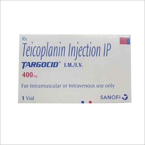 400 mg Teicoplanin Injection IP