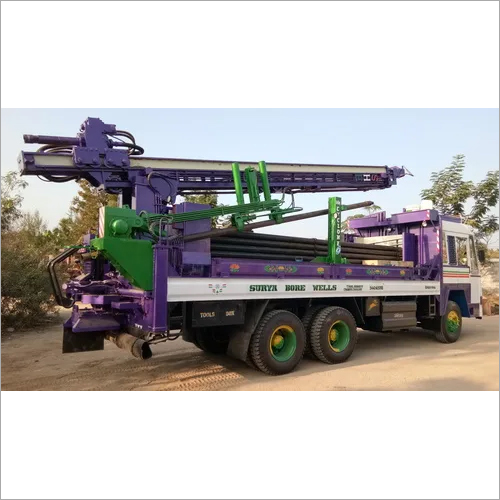 Musiri Automatic Water Well Drilling Rigs