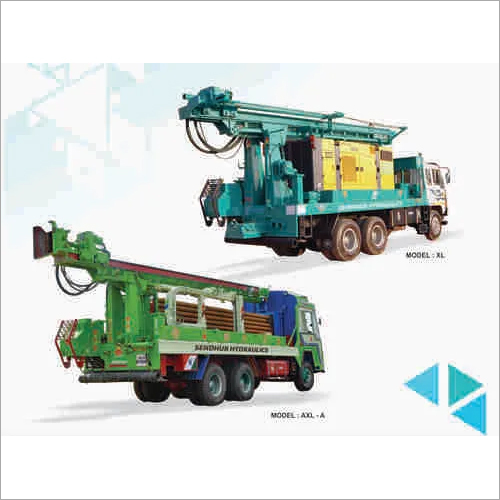 Dharmapuri Automatic Water Well Drilling Rigs