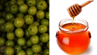 Organic Amla Honey Juice
