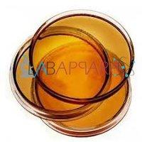 Amber Colour Petri Dishes (Borosilicate Glass )