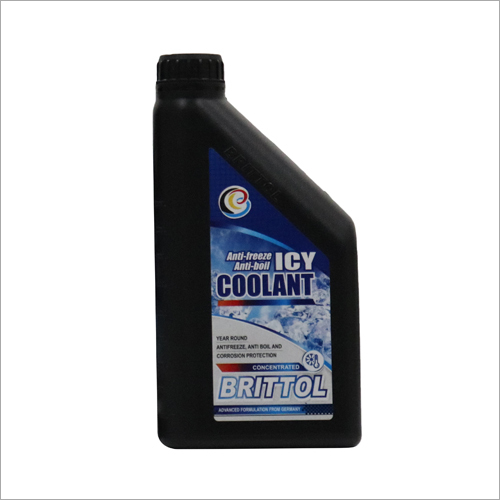 Icy Coolant Oil