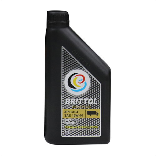 15w 40 1 L Gold Plus API CH-4 Superior Engine Oil