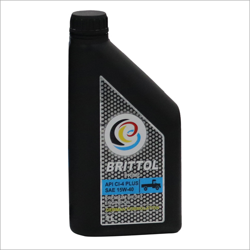 15W 40 API CI 4 Plus Diesel Engine Oil