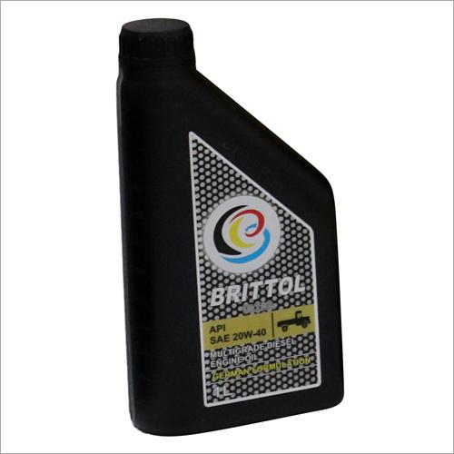 1 L 20W 40 API Multigrade Diesel Engine Oil