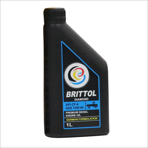 1 L 15W 40 API CF 4 Diamond Diesel Engine Oil