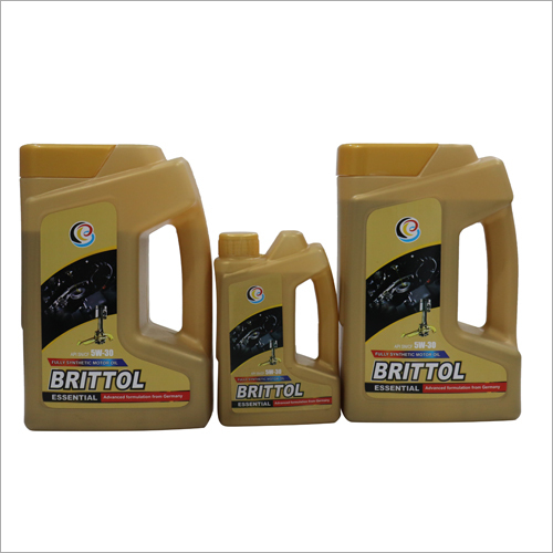 5W 30 API SN-CF Essential Fully Synthetic Motor Oil